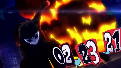 Persona 5 Strikers - Western Release Date Trailer