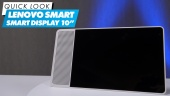 Lenovo Smart Display 10: Quick Look
