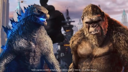 World of Warships - Godzilla vs. Kong Crossover Trailer