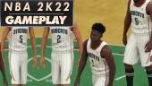 NBA 2K22 - MyTeam-Draft und Kings vs. Lakers (Gameplay)