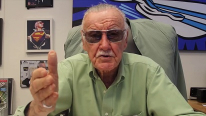 Stan Lee on Angry Birds!