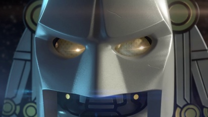 Lego Batman 3: Beyond Gotham - Behind the Scenes with the Cast Trailer (Englisch)