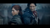 Assassin's Creed: Unity - Arno Master Assassin CG Trailer