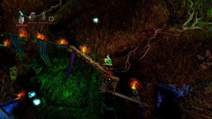 Trine 2 - Custom Maps Trailer