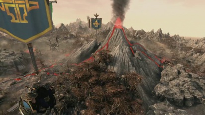 Total War: Warhammer - Gameplay Trailer from Greenskins Campaign