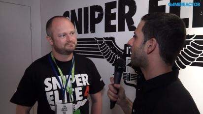 Sniper Elite 4 - Interview mit Tim Jones