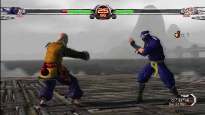 Virtua Fighter 5: Final Showdown - Fuudo Star Player Trailer
