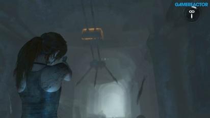 Rise of the Tomb Raider - 4K-Gameplay der Xbox One X (1080p) Teil 2 von 2