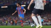 PES 2018 - FC Barcelona Legends - Ronaldinho Trailer