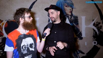 Quake Champions - Joshua Boyle - QuakeCon 2018 Interview