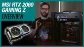 MSI RTX 2060 Gaming Z and Ray Tracing Overview