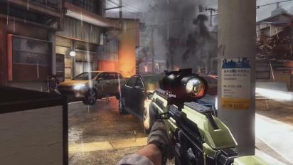 Modern Combat 5: Blackout - Nintendo Switch Trailer