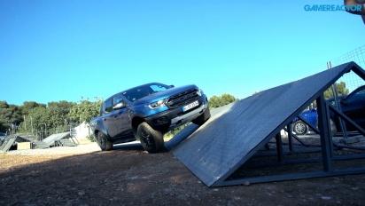 Ford Ranger Raptor x Forza Horizon 4: Echte Welt gegen virtuelle Welt