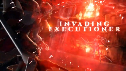 Code Vein - Invading Executioner Boss Trailer