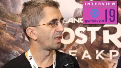 Ghost Recon: Breakpoint - Interview mit Bogdan Bridinel