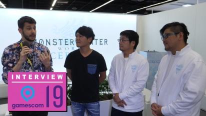 Monster Hunter World: Iceborne - Interview mit Kaname Fujioka, Ryozo Tsujimoto und Daisuke Ichihara