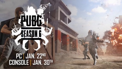 PlayerUnknown's Battlegrounds - Season 6 Reveal