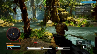 Predator: Hunting Grounds - Fireteam-Gameplay