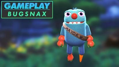 Bugsnax - Eigenes Gameplay