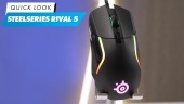 Steelseries Rival 5: Quick Look