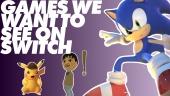 Neun Spiele, die wir gerne auf der Nintendo Switch sehen würden