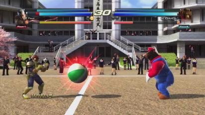 Tekken Tag Tournament 2 - WiiU Edition Tekken Ball Walkthrough