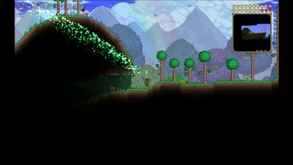 Terraria - Patch 1.2 Gameplay-trailer