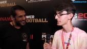 Pro Evolution Soccer 2019 - Adam Bhatti Interview E3 2018