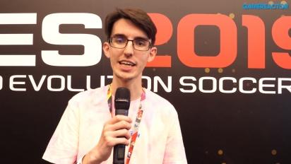 Pro Evolution Soccer 2019 - E3 Preview