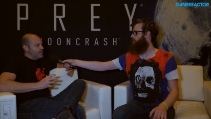 Prey - Ricardo Bare - QuakeCon Interview
