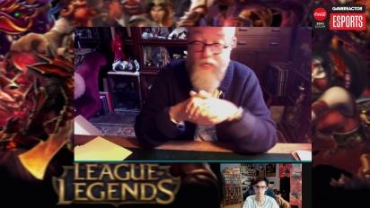 League of Legends: The Lure - Dan Abnett Interview