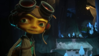 Psychonauts 2 - Official First Trailer