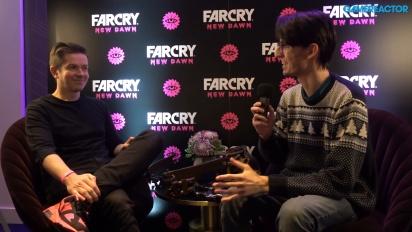 Far Cry New Dawn - Jean-Sebastien Decant Interview