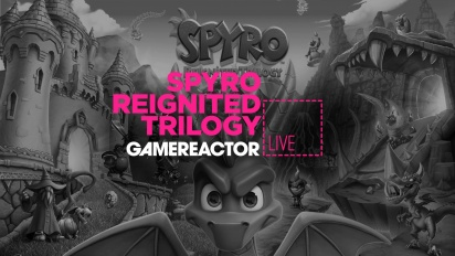 Spyro Reignited Trilogy - Livestream-Wiederholung (Switch)