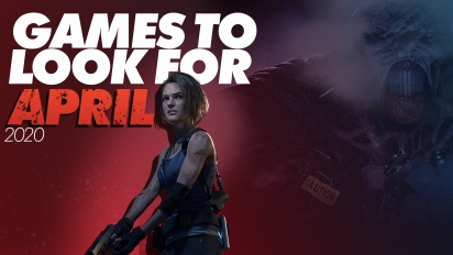 Games to Look For: April 2020