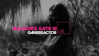 Baldur's Gate III - Livestream-Wiederholung (Early Access)