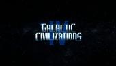 Galactic Civilizations IV Announcement Trailer