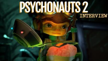Psychonauts 2 - Interview mit Tim Schafer und Geoff Soulis