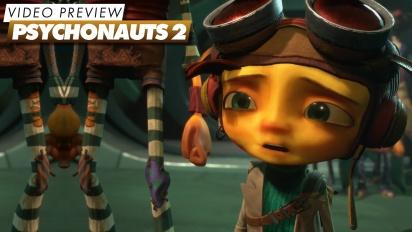 Psychonauts 2 - Videovorschau