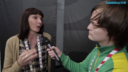 GDC: Blue Byte - Interview Odile Limpach