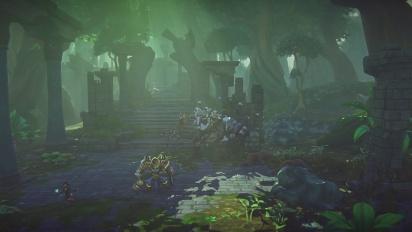 Everquest Next - Combat Earth Elemental Trailer