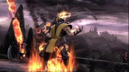 Mortal Kombat - Komplete Edition Launch Trailer