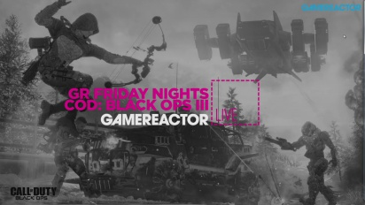Call of Duty: Black Ops 3 - GR Friday Nights 26.02.16 - Livestream Replay
