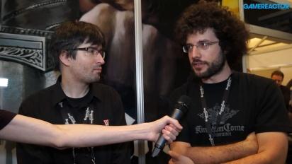 Kingdom Come: Deliverance - Interview mit Adam Sporka und Michel Hapala