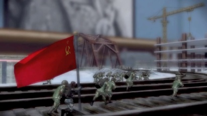 Toy Soldiers: Cold War Evil Empire DLC Trailer