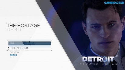 Gamereactor Plays - Detroit: Become Human (PS4 Demo)