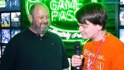 Microsoft Xbox - Aaron Greenberg E3 2018 Interview