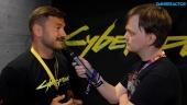 Cyberpunk 2077 - Stanisław Święcicki E3 2018 Interview