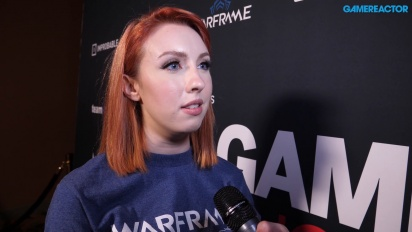 Warframe - Megan Everett Interview