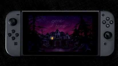 Gone Home - Nintendo Switch Announcement Trailer